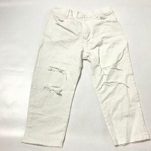 Other - Kids Girls' Jeans Denim 100% Cotton Straight Leg